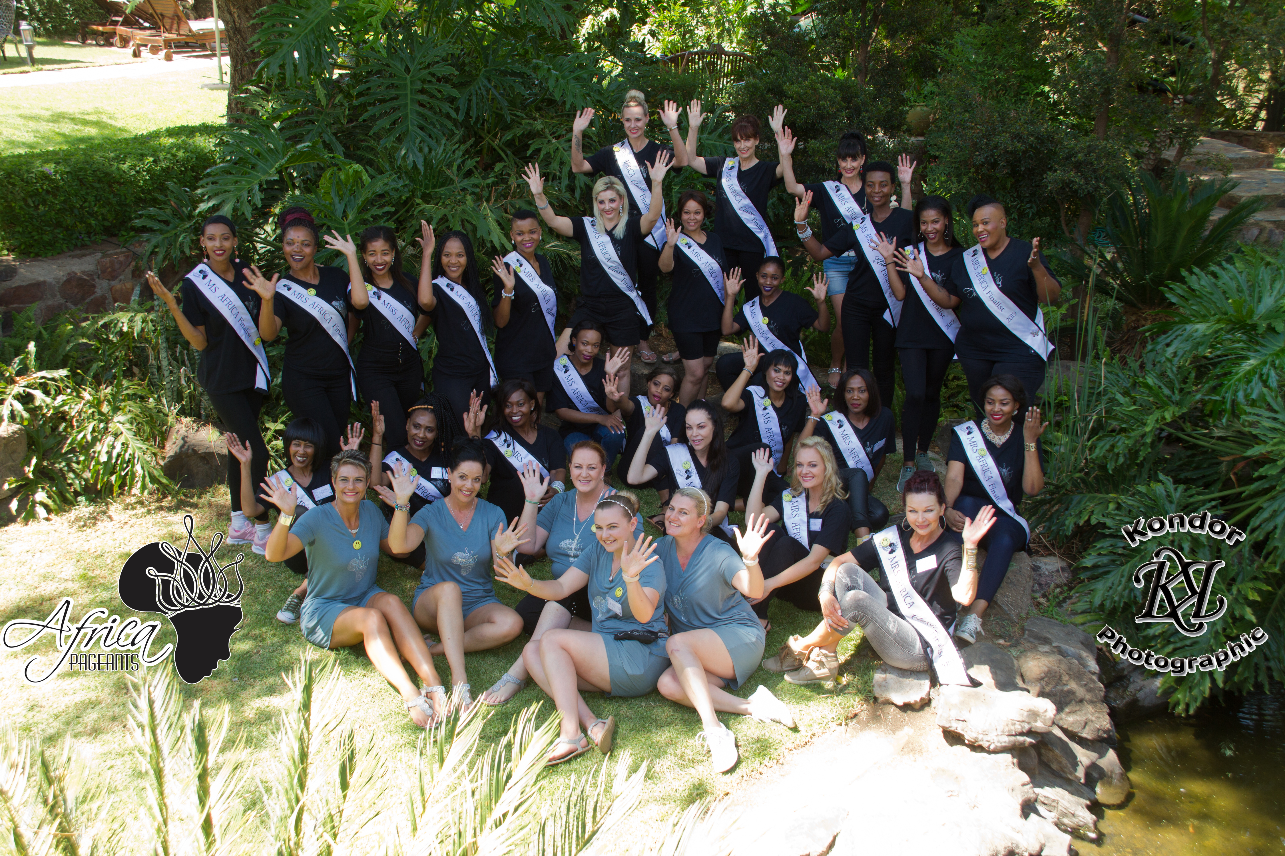 Official Photographer – Mrs Africa Beauty Pageant 2018/9
